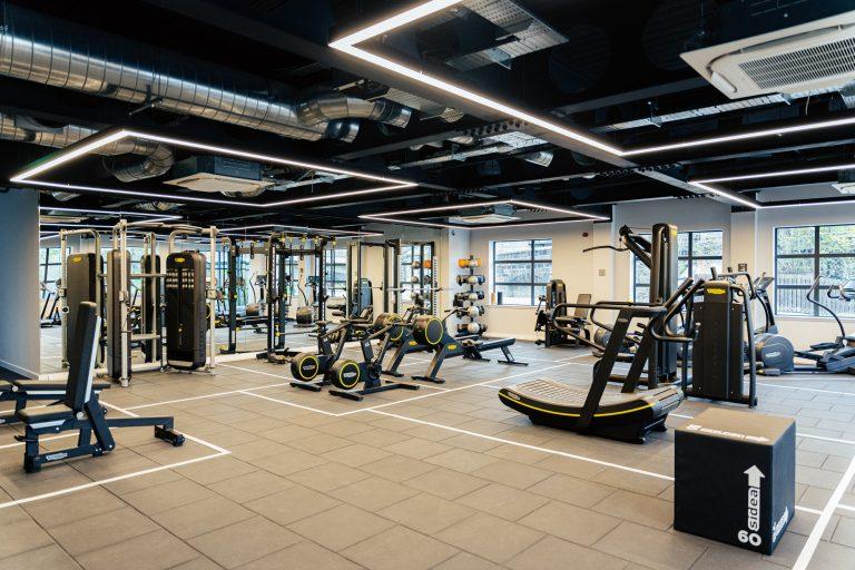 neospace | Main gym floor