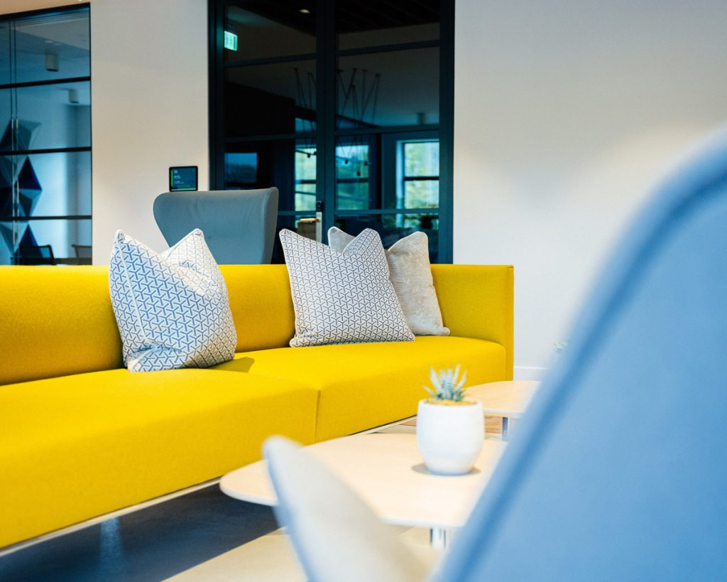 neospace | The famous yellow sofa